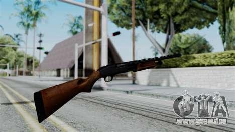 No More Room in Hell - Sako 85 pour GTA San Andreas deuxième écran