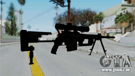 M2000 CheyTac Intervention für GTA San Andreas dritten Screenshot