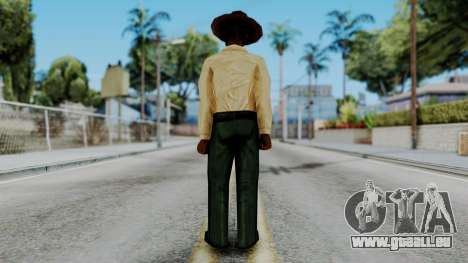 Instructor v2 from Half Life Opposing Force für GTA San Andreas dritten Screenshot