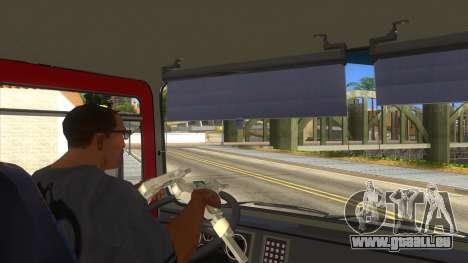 Roman 8135 FA für GTA San Andreas Unteransicht