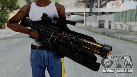Marvel Future Fight - Coulsons Revenge für GTA San Andreas dritten Screenshot