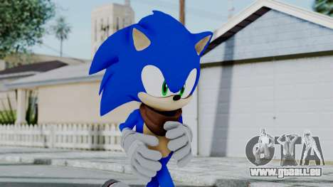 Sonic Boom pour GTA San Andreas