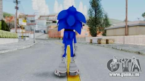 Sonic Boom pour GTA San Andreas troisième écran
