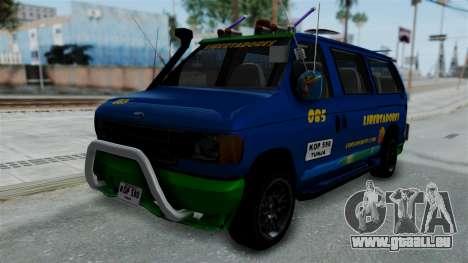 Ford E-150 Stylo Colombia pour GTA San Andreas