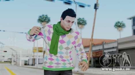 GTA Online Skin (DaniRep) pour GTA San Andreas