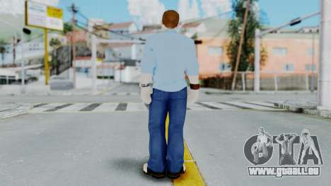 Bully Insanity Edition - John pour GTA San Andreas troisième écran