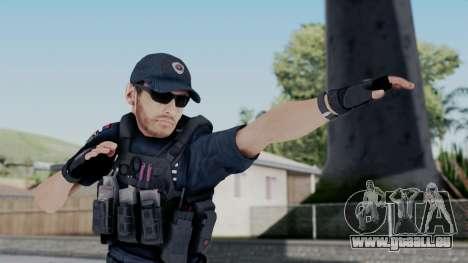 Interventna Jedinica Policije für GTA San Andreas