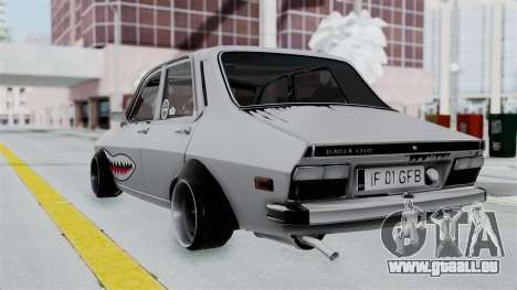 Dacia 1300 Shark (GFB V4) für GTA San Andreas linke Ansicht