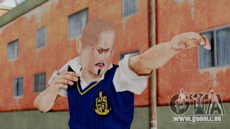 Bully Insanity Edition - Jimmy pour GTA San Andreas