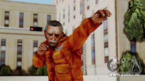 CS 1.6 Hostage 02 pour GTA San Andreas