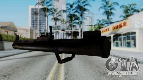 GTA 3 Rocket Launcher für GTA San Andreas