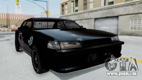 Hotring Sultan für GTA San Andreas