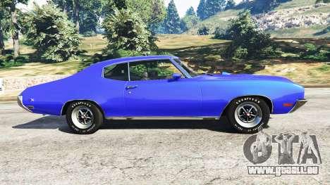 GTA 5 Buick Skylark GSX 1970 linke Seitenansicht