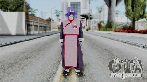DBZBT3 - Tao Cyborg pour GTA San Andreas deuxième écran