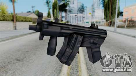 Vice City Beta MP5-K für GTA San Andreas