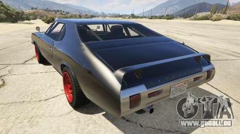 Death Proof Stallion für GTA 5