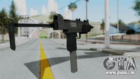 GTA 5 Micro SMG pour GTA San Andreas deuxième écran