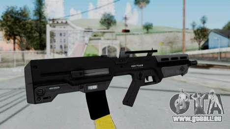 GTA 5 Advanced Rifle - Misterix 4 Weapons für GTA San Andreas zweiten Screenshot