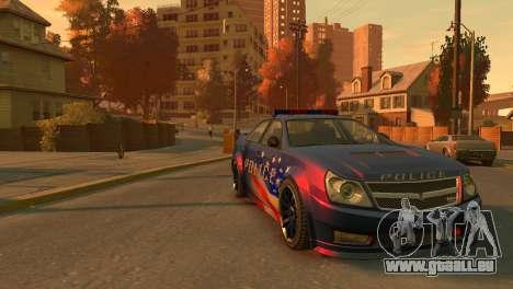 Albany Police Stinger pour GTA 4