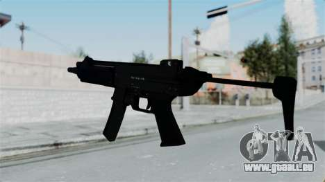 GTA 5 SMG pour GTA San Andreas deuxième écran