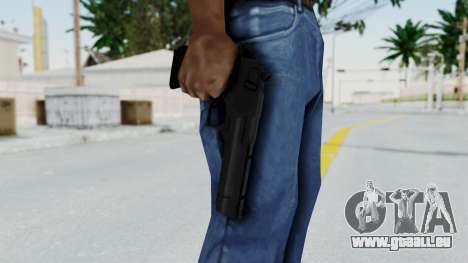 Pouxs Desert Eagle v1 für GTA San Andreas dritten Screenshot