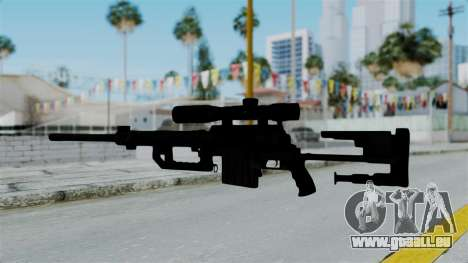 M2000 CheyTac Intervention without Stands für GTA San Andreas dritten Screenshot