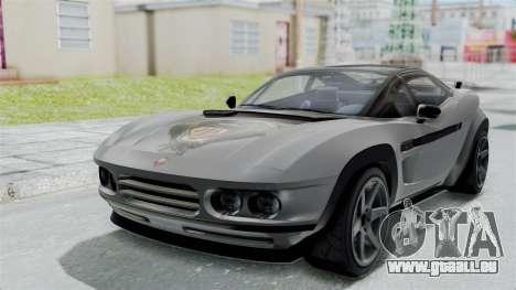 GTA 5 Coil Brawler Coupe IVF für GTA San Andreas