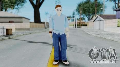 Bully Insanity Edition - John pour GTA San Andreas deuxième écran