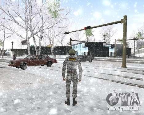 Les OMON pour GTA San Andreas sixième écran