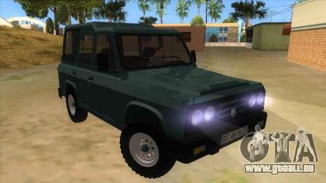 Aro 246 (1996) für GTA San Andreas Rückansicht