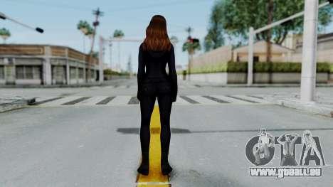 Marvel Future Fight Daisy Johnson v1 pour GTA San Andreas troisième écran