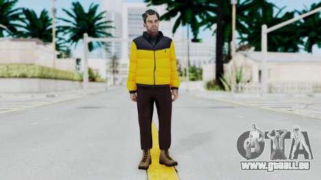 GTA 5 Trevor Phillip pour GTA San Andreas deuxième écran