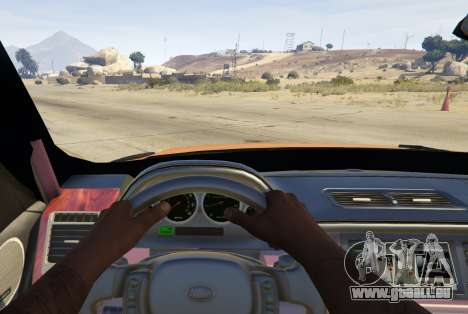 Range Rover Evoque 3.0 für GTA 5