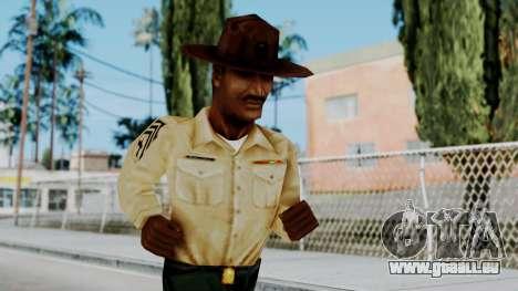 Instructor v2 from Half Life Opposing Force für GTA San Andreas
