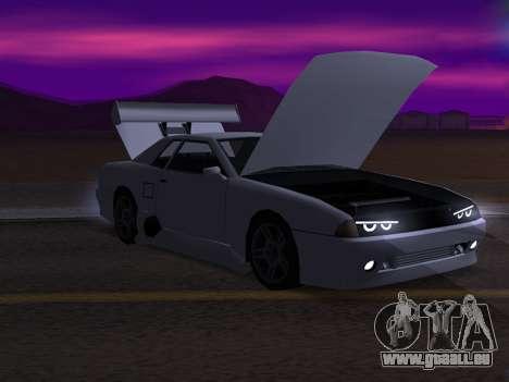 Elegy Evolution für GTA San Andreas