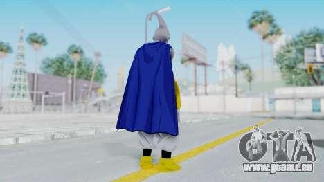 DBZBT3 - Buu Evil pour GTA San Andreas troisième écran