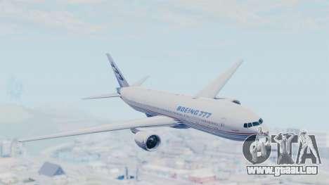 Boeing 777-200 Prototype für GTA San Andreas