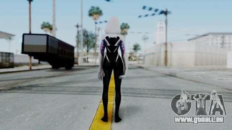 Marvel Future Fight Spider Gwen v2 pour GTA San Andreas troisième écran