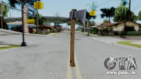 No More Room in Hell - Hatchet pour GTA San Andreas
