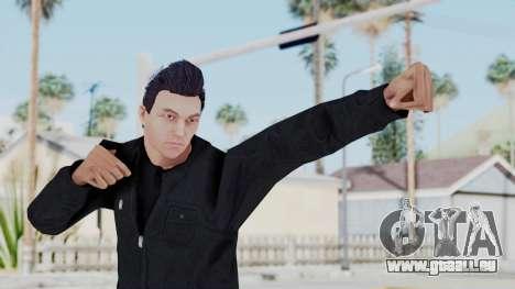 GTA 5 Claude Speed für GTA San Andreas