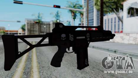 G36k from GTA 5 für GTA San Andreas zweiten Screenshot