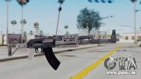 GTA 5 Assault Rifle - Misterix 4 Weapons pour GTA San Andreas