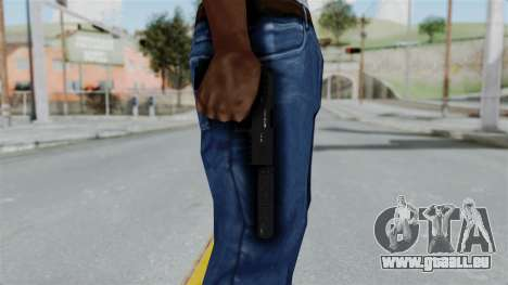GTA 5 Combat Pistol pour GTA San Andreas