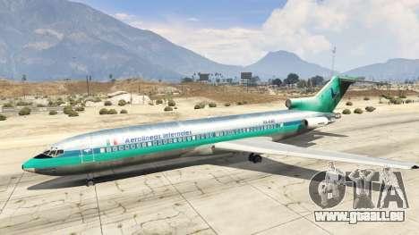 GTA 5 Boeing 727-200 zweite Screenshot