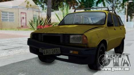 Dacia 1325 Liberta Rusty pour GTA San Andreas