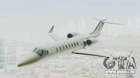 GTA 5 Luxor Deluxe für GTA San Andreas zurück linke Ansicht