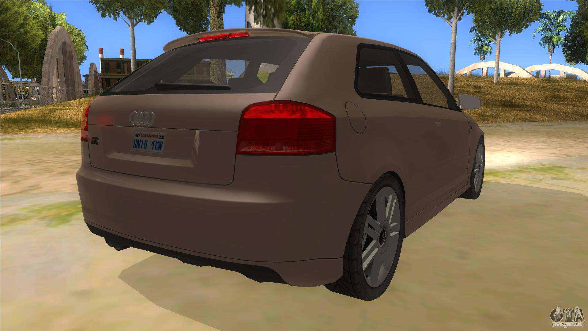 audi s3 pour gta san andreas. Black Bedroom Furniture Sets. Home Design Ideas