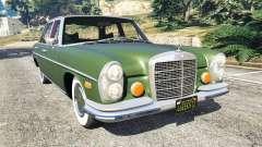 Mercedes-Benz 300SEL 6.3 1972