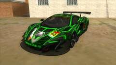 McLaren 650S GT3 Alien PJ