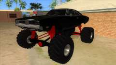 1969 Dodge Charger Monster Truck